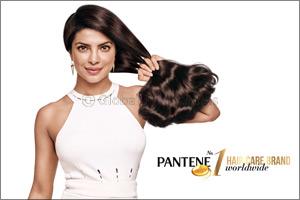 Priyanka Chopra Shines as Pantene's Newest Ambassador