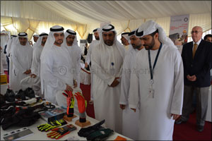 Abu Dhabi Ports launches its 3rd Annual Fire Safety and Emergency Preparedness campaign: �Fire is Ev ...