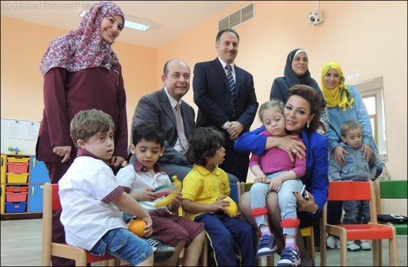 Dunkin' Donuts launches DD Donate charity campaign in the UAE in collaboration with TV superstar Suzan Najm Aldeen