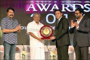 Joyalukkas Group Executive Director John Paul Alukkas lauded Young NRI Entrepreneur of the Year at K ...