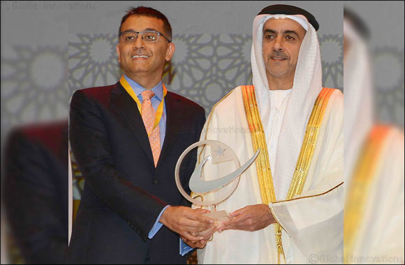 TASC Outsourcing is the first talent solutions company in the region to win the Sheikh Khalifa Excellence Award 2016