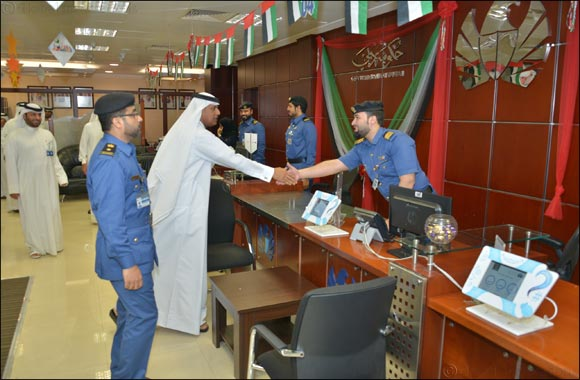 Dubai Customs launches new enhancements at DXB Airport, Terminal 2