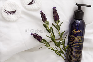 Kiehl's Introduces an Ultra Lightweight Cleansing Oil to simplify evening routine.