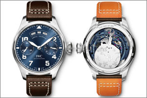 #BLUEDIAL: a Design Trend From Schaffhausen Is Taking the Watch World by Storm