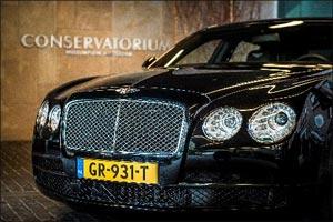 Bentley's �Digital Experience' in The Conservatorium Hotel, Amsterdam