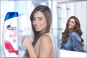 Start the New Year with such beautiful hair from Head & Shoulders