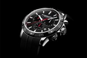 RAYMOND WEIL introduces tango 300 - a progressive new chronograph
