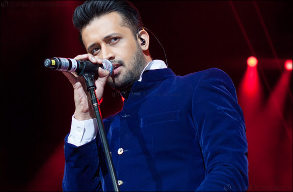 Popular Pakistani Singer Atif Aslam to Perform at Global Village