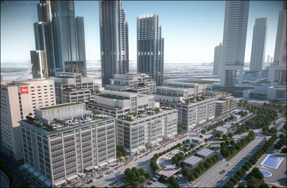 Carillion Joint Venture awarded AED725 million contract for Phase 1A6 of the One Central development by Dubai World Trade Centre