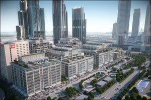 Carillion Joint Venture awarded AED725 million contract for Phase 1A6 of the One Central development ...