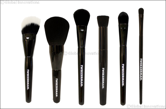 Tweezerman reveals must-have make up brushes for 2017