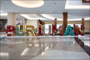 Catch up on the latest children's fashions with BurJuman's Kids Fashion Show