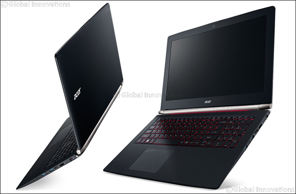 Acer Launches Performance-Oriented Aspire VX 15, V Nitro and GX Series