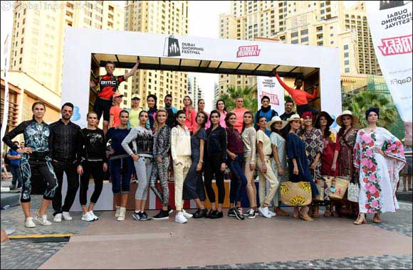 DSF Showcases the Best in 'Active & Cruise' Wear at Second Street Runways Event