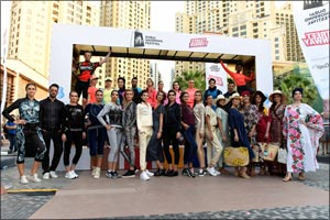DSF Showcases the Best in �Active & Cruise' Wear at Second Street Runways Event