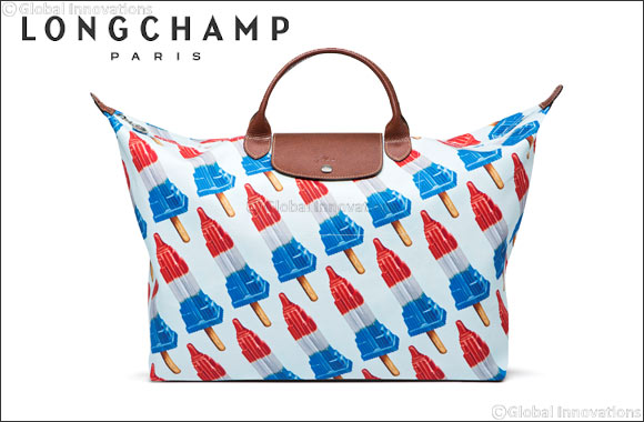 """The New """"Jeremy Scott for Longchamp"""" Bag Spring 2017 Collection"""