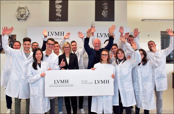 TAG Heuer and Zenith join forces to create the LVMH School of Watchmaking in partnership with the LVMH Institut des Métiers d'Excellence