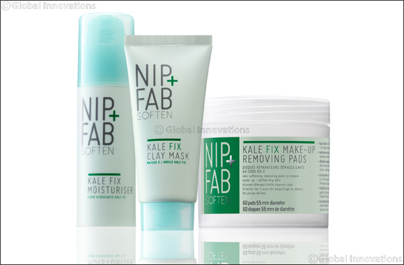 Introducing Kale Fix by Nip+Fab