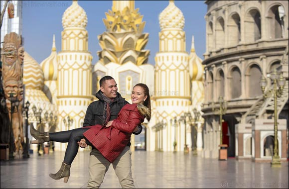 Global Village Makes a Couple's Dream Come True!