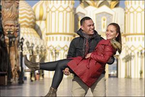 Global Village Makes a Couple's Dream Come True!