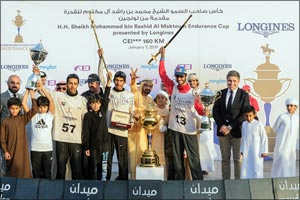 Longines Presents Another Successful Edition of the HH Sheikh Mohammed Bin Rashid Al Maktoum Enduran ...