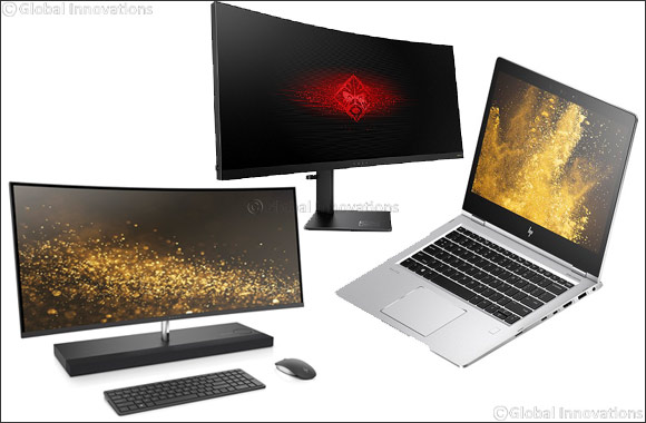 HP Inc. Ignites Powerful PC Experiences at CES 2017