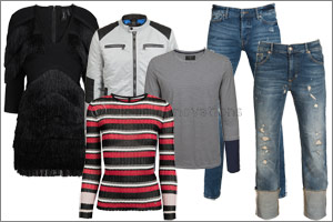 GUESS showcases its latest GUESS Jeans Women, GUESS Jeans Men and Marciano Collections updates