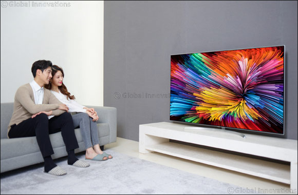 LG Breaks New Ground With 2017 Super UHD TV Lineup Featuring Nano Cell Technology
