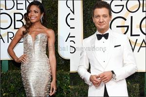 Tiffany Jewels Shine at the 2017 Golden Globe� Awards