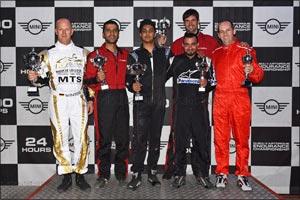 Maiden SWS Junior Victory for Zaid Haddad