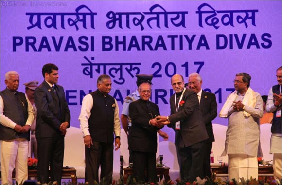 Government of India Honours Dr. Seetharaman