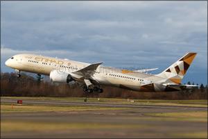 Etihad Airways Introduces Third Daily Flight to Riyadh