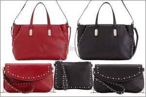 Studded bags from Carpisa