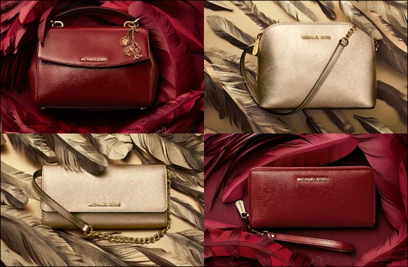 Michael Kors Releases 2017 Lunar New Year Campaign