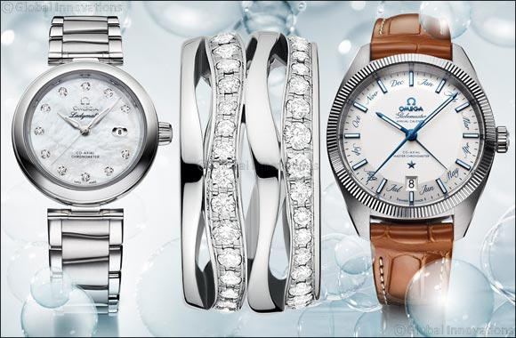 Omega Watches Presents Valentine Days Collection
