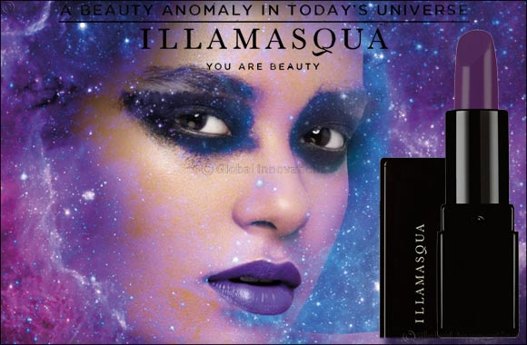 Illamasqua launches the new Semi Matte Lipsticks collection [ANTI]matter
