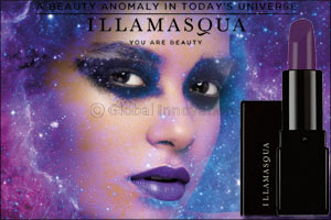 Illamasqua launches the new Semi Matte Lipsticks collection [ANTI]matter