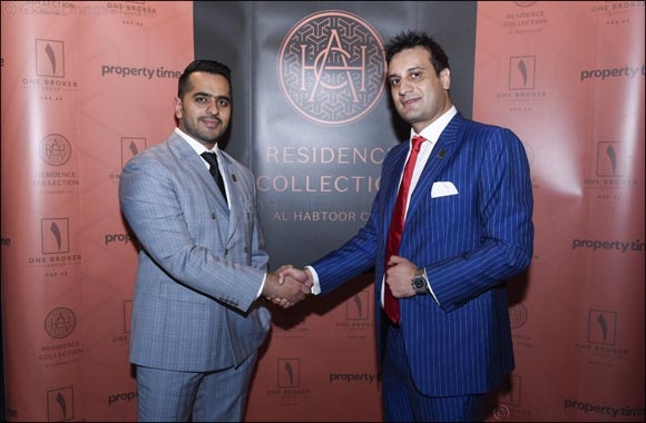 Al Habtoor Group and One Broker Group Host 'Real Estate Brokers Night' to Showcase Al Habtoor City Residence Collection