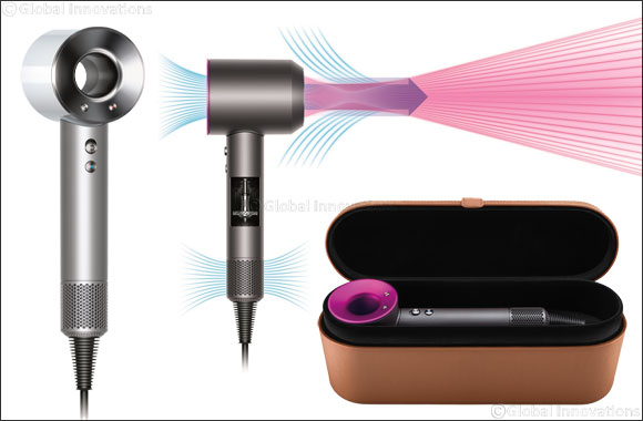 Dyson's revolutionary hairdryer – the Dyson Supersonic™ arrives in the Middle East
