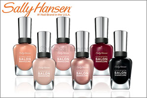 Tap Into Runway Trends on Your Tips: Sally Hansen Complete Salon Manicure� Nail Polish