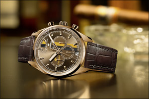 """El Primero """"Legend of Cohiba"""" Time Unites Twin Traditions of Production and Expertise"""