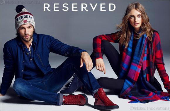 Reserved Lookbook Winter 2016