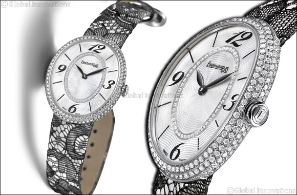 Eberhard & Co.: Gilda Grand Pave makes an extraordinary Valentine's Day gift
