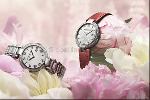 RAYMOND WEIL salutes the spirit of Valentine's Day with the new Shine collection