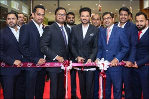 Malabar Gold & Diamonds' opened new showroom in Bahrain at Hidd strengthening its presence in the re ...