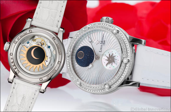 Louis Moinet Stardance brings down the stars for Valentine's Day