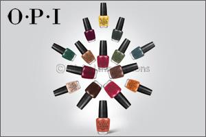 OPI - New Washington Collection