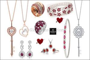 Valentine's Day jewellery at Liali