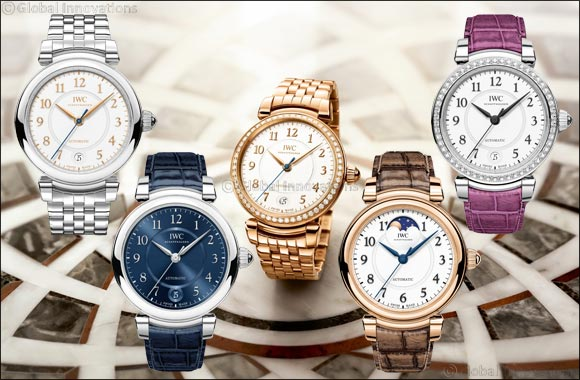 Exclusive Presales of the new Da Vinci Watches from IWC Schaffhausen