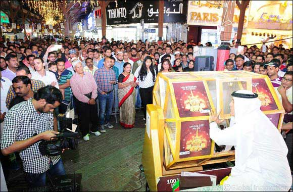 Gold & Jewellery sector shines brighter at Dubai Shopping Festival
